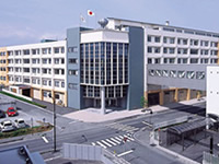 Southern Tohoku General Hospital (Koriyama City, Fukushima Prefecture)